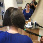 Haare-Spenden